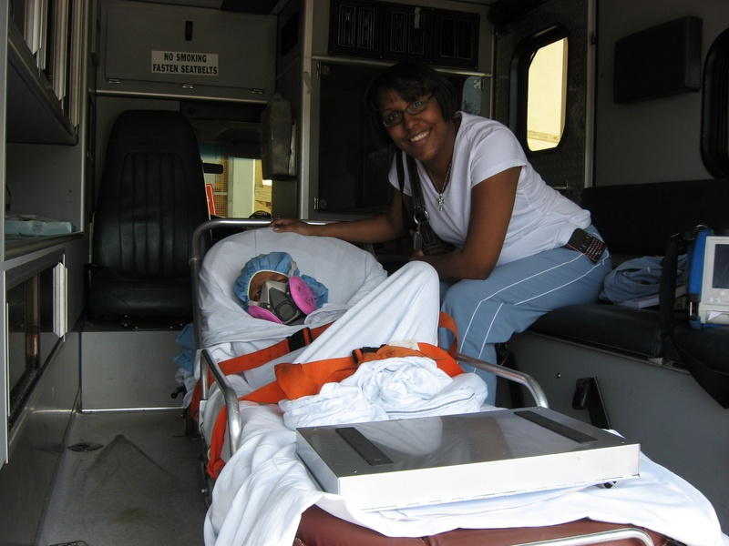 The Ambulance Ride